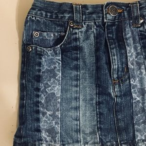 Other - Mary-Kate and Ashley Jean Skirt